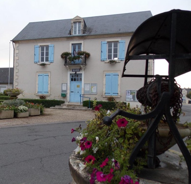 Mairie de Vasselay