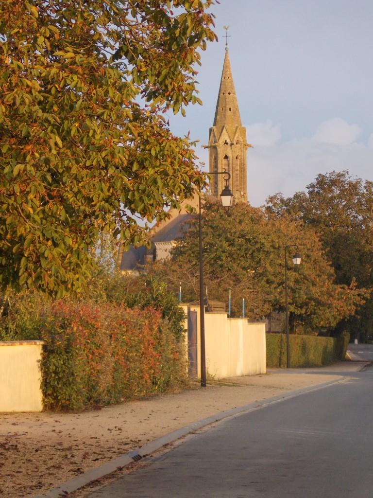 Village de Vasselay